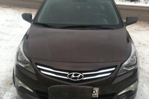 Подержанный автомобиль Hyundai Solaris, отличное состояние, 2014 года выпуска, цена 645 000 руб., Сергиев Посад
