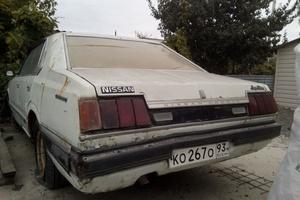 Автомобиль Nissan Cedric, плохое состояние, 1977 года выпуска, цена 50 000 руб., Ростов-на-Дону