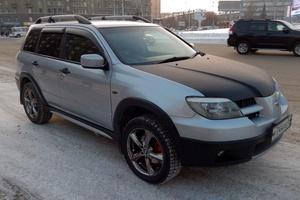 Автомобиль Mitsubishi Airtrek, отличное состояние, 2005 года выпуска, цена 480 000 руб., Новосибирск