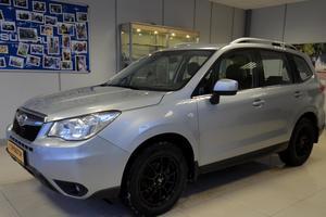 Авто Subaru Forester, 2014 года выпуска, цена 1 115 000 руб., Москва