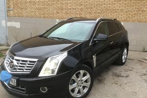 Автомобиль Cadillac SRX, отличное состояние, 2015 года выпуска, цена 2 250 000 руб., Самара