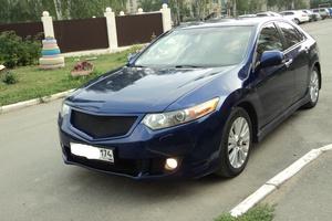 Подержанный автомобиль Honda Accord, отличное состояние, 2008 года выпуска, цена 650 000 руб., Челябинск