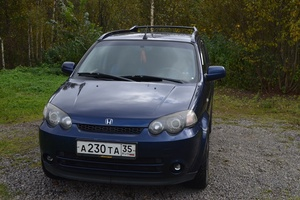 Автомобиль Honda HR-V, отличное состояние, 2002 года выпуска, цена 330 000 руб., Вологда