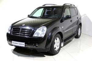 Авто SsangYong Rexton, 2010 года выпуска, цена 575 000 руб., Москва