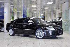 Авто Volkswagen Phaeton, 2008 года выпуска, цена 655 555 руб., Москва