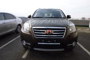 Авто Geely Emgrand, 2016 года выпуска, цена 882 000 руб., Краснодар