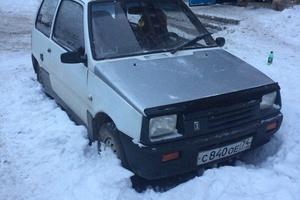 Подержанный автомобиль ВАЗ (Lada) 1111 Ока, отличное состояние, 1997 года выпуска, цена 35 000 руб., Челябинск