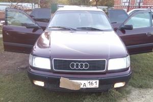 Автомобиль Audi 100, отличное состояние, 1991 года выпуска, цена 180 000 руб., Ростов-на-Дону