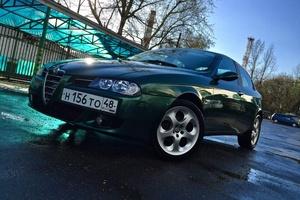 Автомобиль Alfa Romeo 156, хорошее состояние, 2003 года выпуска, цена 320 000 руб., Москва