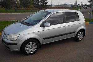 Подержанный автомобиль Hyundai Getz, отличное состояние, 2003 года выпуска, цена 350 000 руб., Набережные Челны