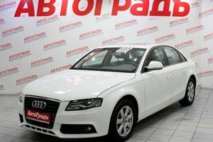 Подержанный автомобиль Audi A4, отличное состояние, 2011 года выпуска, цена 715 000 руб., Москва