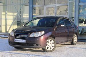 Авто Hyundai Elantra, 2010 года выпуска, цена 399 000 руб., Санкт-Петербург