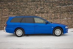 Автомобиль Mitsubishi Legnum, отличное состояние, 1998 года выпуска, цена 255 000 руб., Красноярск
