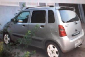 Автомобиль Suzuki Wagon R, среднее состояние, 2001 года выпуска, цена 185 000 руб., Краснодар