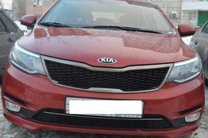 Подержанный автомобиль Kia Rio, отличное состояние, 2016 года выпуска, цена 615 000 руб., Казань