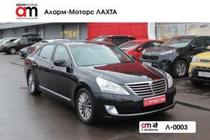 Авто Hyundai Equus, 2013 года выпуска, цена 1 300 000 руб., Санкт-Петербург