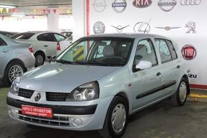 Авто Renault Clio, 2002 года выпуска, цена 165 000 руб., Москва