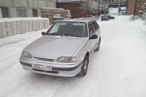 Подержанный автомобиль ВАЗ (Lada) 2114, хорошее состояние, 2007 года выпуска, цена 105 000 руб., Миасс