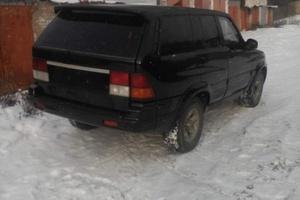 Автомобиль SsangYong Musso, хорошее состояние, 1997 года выпуска, цена 160 000 руб., Владимирская область