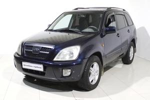 Авто Chery Tiggo, 2009 года выпуска, цена 260 000 руб., Москва