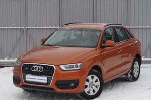 Авто Audi Q3, 2014 года выпуска, цена 1 269 000 руб., Москва