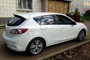 Подержанный автомобиль Mazda 3, отличное состояние, 2013 года выпуска, цена 430 000 руб., Казань