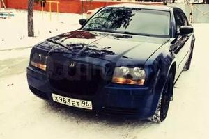 Автомобиль Chrysler 300C, отличное состояние, 2005 года выпуска, цена 560 000 руб., Челябинск