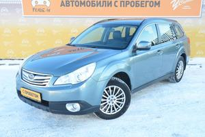 Авто Subaru Outback, 2012 года выпуска, цена 995 000 руб., Москва
