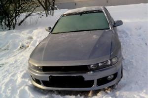 Автомобиль Mitsubishi Galant, среднее состояние, 2000 года выпуска, цена 125 000 руб., Набережные Челны