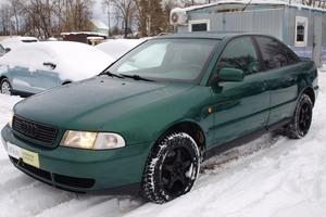 Подержанный автомобиль Audi A4, хорошее состояние, 1998 года выпуска, цена 224 500 руб., Наро-Фоминск