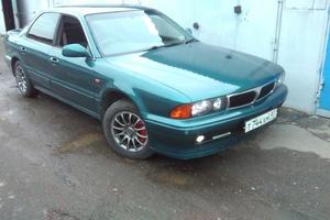 Автомобиль Mitsubishi Diamante, хорошее состояние, 1994 года выпуска, цена 145 000 руб., Москва