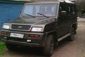 Автомобиль Derways Cowboy, хорошее состояние, 2005 года выпуска, цена 350 000 руб., Санкт-Петербург