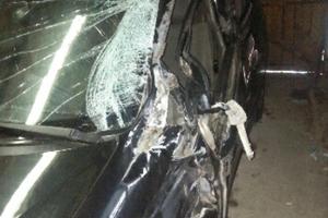 Автомобиль Chevrolet Rezzo, битый состояние, 2007 года выпуска, цена 120 000 руб., Саратовская область