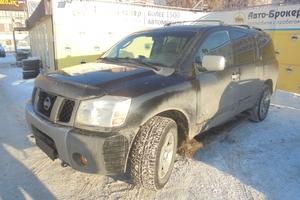 Авто Nissan Armada, 2006 года выпуска, цена 600 000 руб., Самара