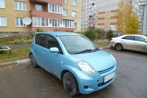 Автомобиль Daihatsu Boon, хорошее состояние, 2009 года выпуска, цена 250 000 руб., Омск