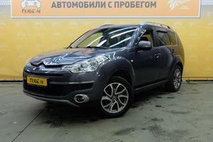 Авто Citroen C-Crosser, 2011 года выпуска, цена 715 000 руб., Москва
