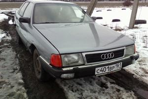 Автомобиль Audi 100, хорошее состояние, 1984 года выпуска, цена 40 000 руб., Ростов-на-Дону
