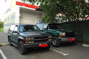 Автомобиль Ford Bronco, отличное состояние, 1995 года выпуска, цена 400 000 руб., Москва