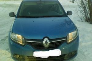Подержанный автомобиль Renault Logan, отличное состояние, 2014 года выпуска, цена 420 000 руб., Челябинск