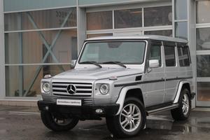 Авто Mercedes-Benz G-Класс, 2010 года выпуска, цена 2 650 000 руб., Санкт-Петербург