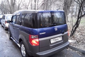 Автомобиль Honda Element, отличное состояние, 2003 года выпуска, цена 420 000 руб., Санкт-Петербург