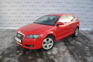 Авто Audi A3, 2007 года выпуска, цена 410 000 руб., Москва