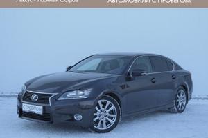 Авто Lexus GS, 2012 года выпуска, цена 1 495 000 руб., Москва