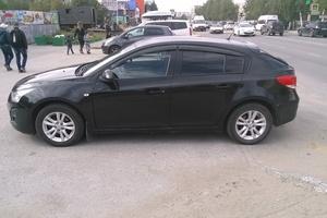 Подержанный автомобиль Chevrolet Cruze, отличное состояние, 2013 года выпуска, цена 500 000 руб., Нижневартовск