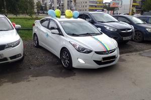 Автомобиль Hyundai Avante, хорошее состояние, 2012 года выпуска, цена 800 000 руб., Нижневартовск