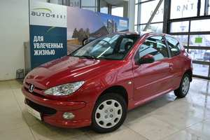 Авто Peugeot 206, 2006 года выпуска, цена 280 000 руб., Санкт-Петербург