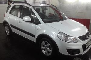 Подержанный автомобиль Suzuki SX4, отличное состояние, 2012 года выпуска, цена 505 000 руб., Дмитров