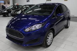 Авто Ford Fiesta, 2016 года выпуска, цена 718 000 руб., Казань