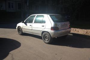Автомобиль Citroen Saxo, среднее состояние, 2000 года выпуска, цена 70 000 руб., Санкт-Петербург