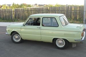 Автомобиль ЗАЗ 968, хорошее состояние, 1986 года выпуска, цена 100 000 руб., Москва